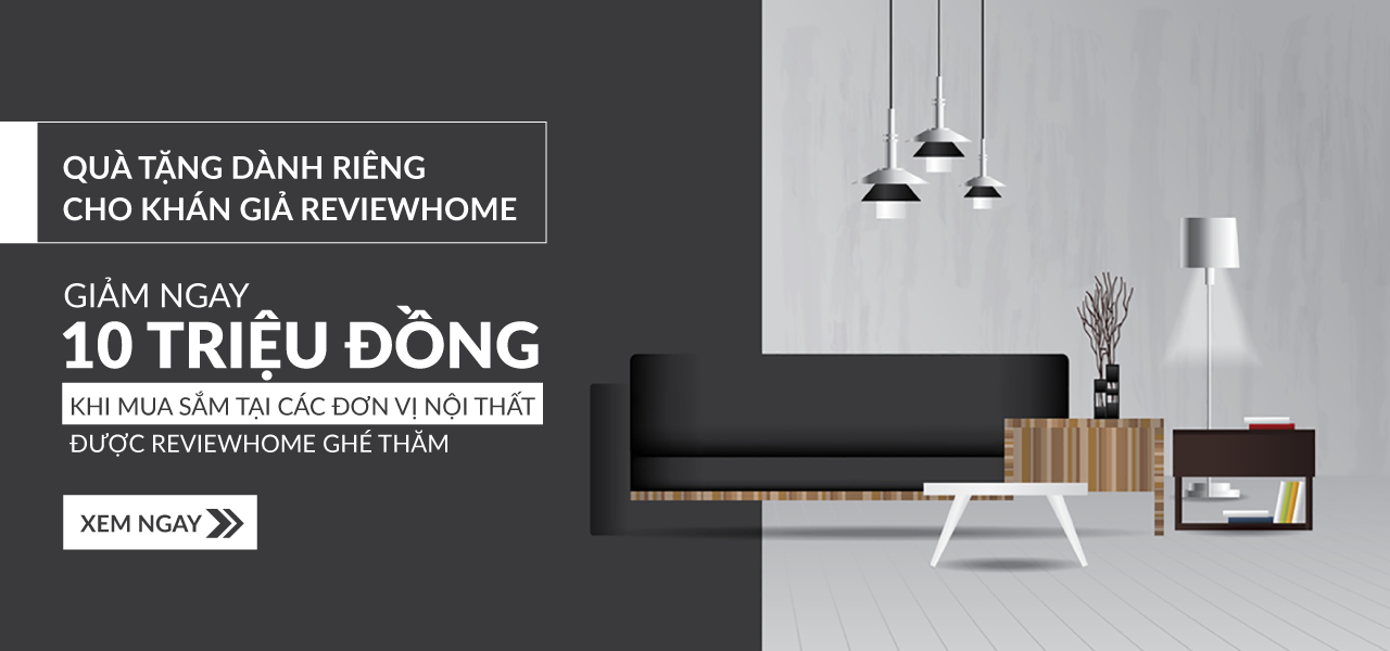 Voucher QÙA TẶNG từ Review Home